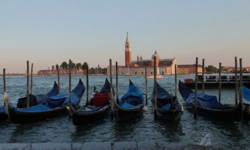 W�OCHY / Adriatyk / WENECJA / GONDOLE