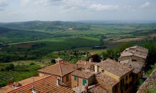 Zdjecie WłOCHY / Toskania / Toskania / Toskańskie widoki