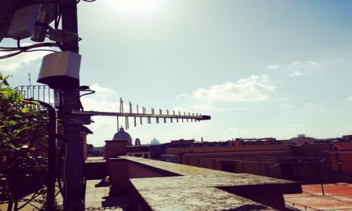 Zdjecie WłOCHY / Rzym / Campo Marzio  / Rzym 2015