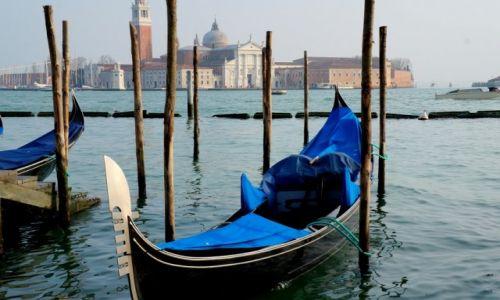 Zdjęcie WłOCHY / płn Włochy / Wenecja / Gondola