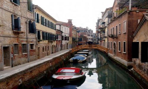 Zdjęcie WłOCHY / płn Włochy / Wenecja / Kanał