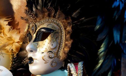 Zdjęcie WłOCHY / płn Włochy / Wenecja / Karnawał w Wenecji