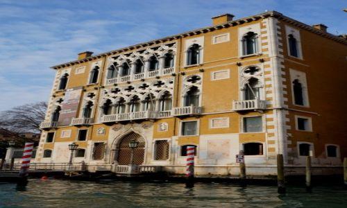 Zdjęcie WłOCHY / płn Włochy / Wenecja / Kamienica