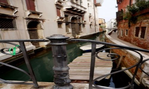 Zdjęcie WłOCHY / płn. Włochy / Wenecja / Mostek