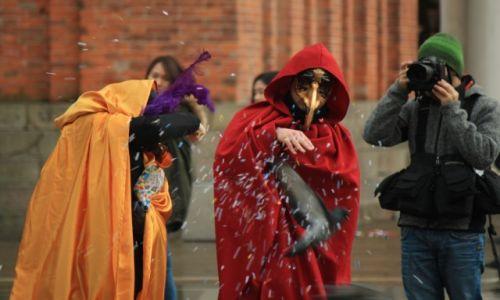 Zdjęcie WłOCHY /  Wenecja Euganejska / Wenecja / Karnawał w Wenecji