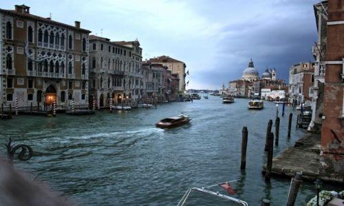 Zdjęcie WłOCHY / Wenecja / Wenecja / przed burzą