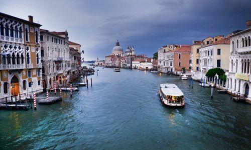 W�OCHY / Wenecja Euganejska / Wenecja  / Przed burz�