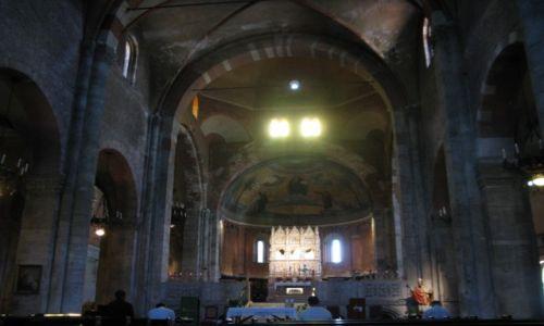 Zdjecie WłOCHY / - / Pavia / Grób św. Augustyna