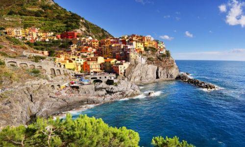 Zdjęcie WłOCHY / Liguria / Cinque Terre-Manarola / Cinque Terre