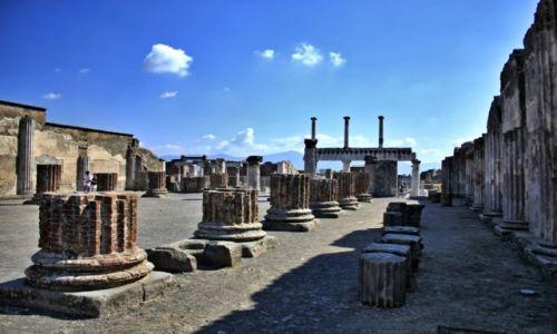 Zdjęcie WłOCHY / Kampania / Pompeje / Pompei