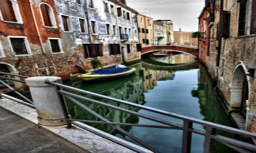 Zdjęcie WłOCHY / Wenecja Euganejska / Wenecja / Venice