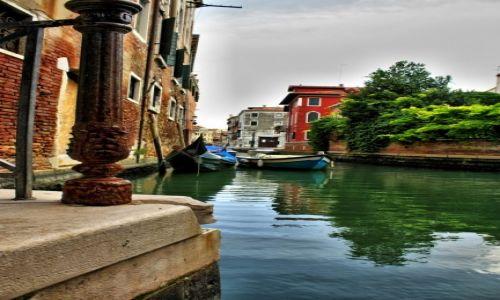 Zdjęcie WłOCHY / Wenecja Euganejska / Wenecja / chill