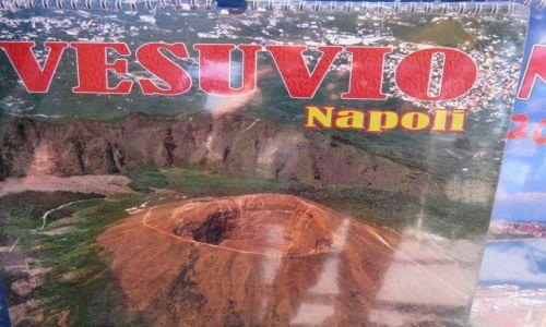 Zdjęcie WłOCHY / Italia / W pobliżu Neapolu / Wezuwiusz