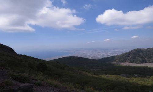 Zdjęcie WłOCHY / Italia / W pobliżu Neapolu / Neapol u stup Wezuwiusza