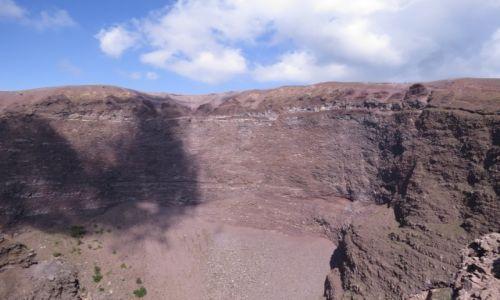 Zdjęcie WłOCHY / Italia / W pobliżu Neapolu / Krater Wezuwiusza