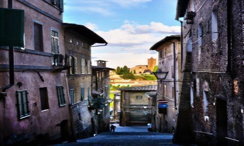 Zdjęcie WłOCHY / Toskania / Siena / Siena
