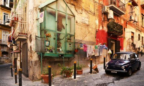 Zdjęcie WłOCHY / Zatoka Neapolitańskia / Neapol / Neapol