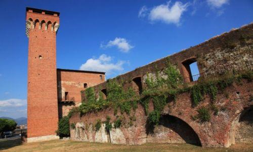 Zdjecie WłOCHY / Toskania / Piza / Wieża Guelfa