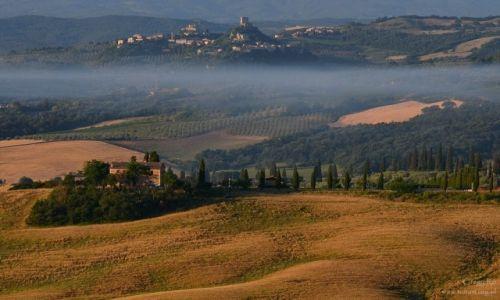 Zdjęcie WłOCHY / Toskania / Toskania / Powrót do Toskanii