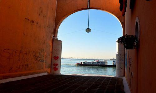 Zdjęcie WłOCHY / Włochy / Wenecja / Ti amo
