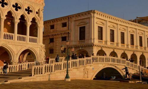 Zdjęcie WłOCHY / Włochy / Wenecja / Most