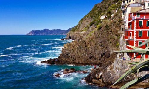Zdjęcie WłOCHY / Liguria / Riomaggiore / RIOMAGGORE