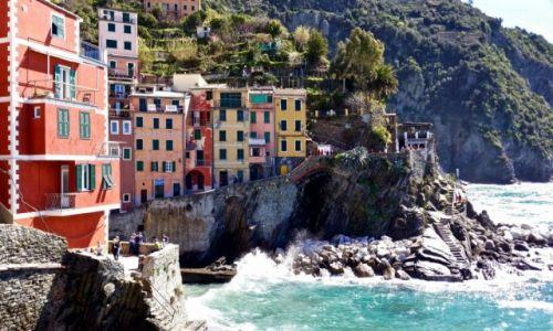 Zdjecie WłOCHY / Liguria / Riomaggiore / RIOMAGGORE