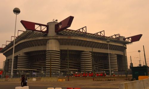Zdjęcie WłOCHY / - / Mediolan / Stadion San siro