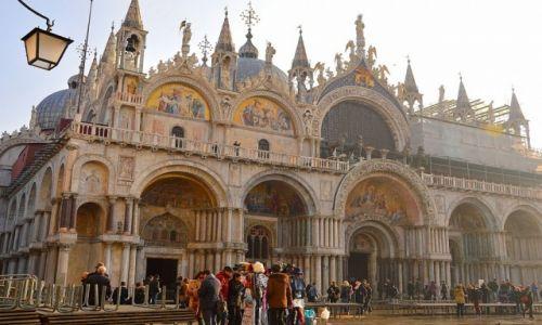 Zdjecie WłOCHY / - / Wenecja  / Katedra św Marka