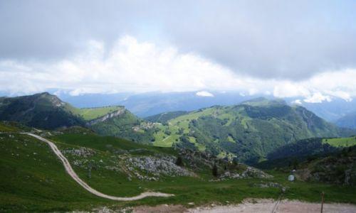 Zdjecie WłOCHY / - / Malcesine / Monte Baldo