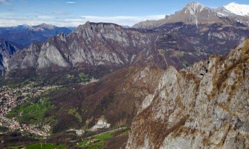 Zdjecie W�OCHY / Lombardia / Lecco / Erna