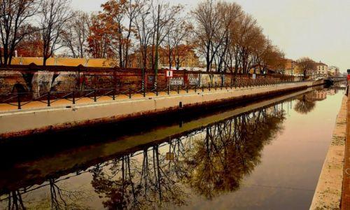Zdjęcie WłOCHY / - / Mediolan / Dzielnica Navigli