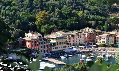 Zdjecie W�OCHY / Liguria / Portofino / Portofino...