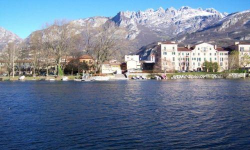 Zdjecie W�OCHY / Lombardia / Lecco / Pescarenico
