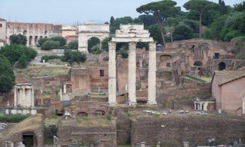 W�OCHY / Lazio / Rzym / Roma