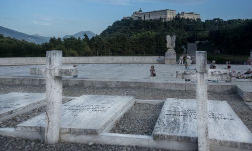 Zdjęcie WłOCHY / - / Monte Cassino / polski cmentarz