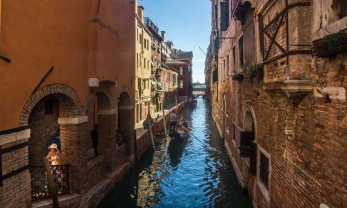 Zdjecie WłOCHY / - / Wenecja / Weneckie klimaty