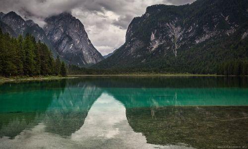 Zdjecie WłOCHY / Dolomity / Dolomity /  Lago di Dobbiaco