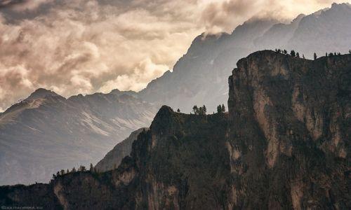 Zdjecie WłOCHY / Dolomity / Dolomity / przełęcz Giau