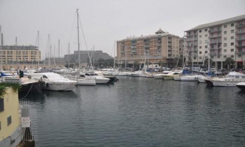 Zdjęcie WłOCHY / Liguria / Savona Port / Marina w Savonie