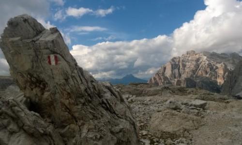 Zdjecie WłOCHY / Dolomity / Lagazuoi / Dolomity - góry bajkowe