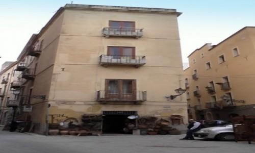 Zdjecie W�OCHY / Trapani-Sycylia / stare miasto / Trapani
