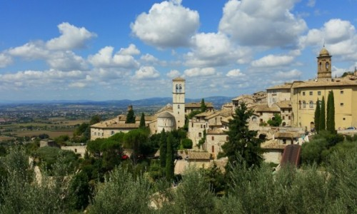 Zdjęcie WłOCHY / Umbria / Assisi / Asyż
