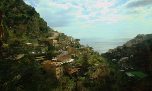 Zdjęcie WłOCHY / Kampania / Costiera Amalfitana / Wybrzeże Amalfi