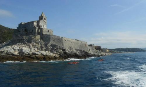 Zdjęcie WłOCHY / Liguria / Porto Venere / Na statku