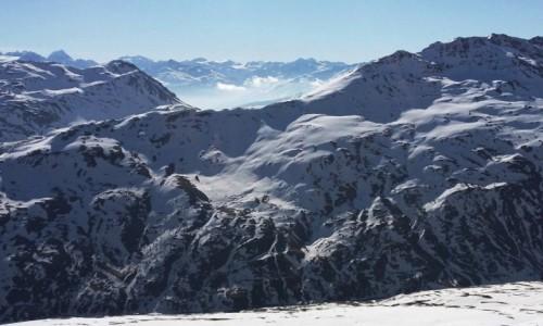 Zdjęcie WłOCHY / Lombardia / Mte. Della Neve / z góry na góry