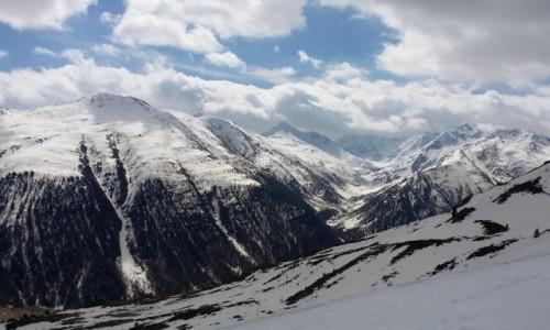 W�OCHY / Lombardia / Carosello / g�ry i chmury