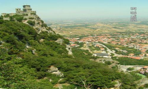 Zdjecie WłOCHY / Marche / Cytadela / San Marino
