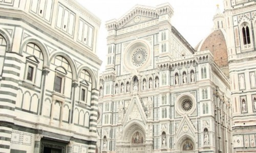 W�OCHY / Toskania / Florencja / Katedra