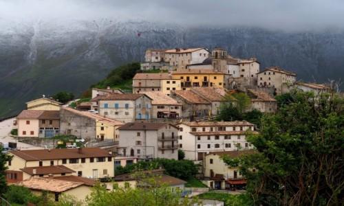 Zdjecie WłOCHY / Umbria / Norcia / Castelluccio